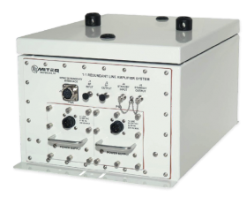 Outdoor 1:1 Redundant Line Amplifier Systems
